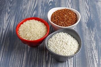 Rice import