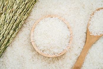 Rice export trade